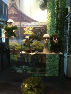 Welcome to the Tokyo Bonsai exhibition, created by Ton van der Veer
