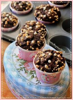 Chocolate Custard Muffin ala Dan Lepard The BEST EVER -Highly Recomended-