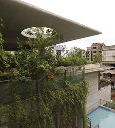 Residência Mamun / Shatotto