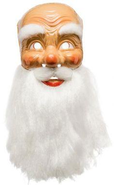 Joulupukin naamari parralla II
