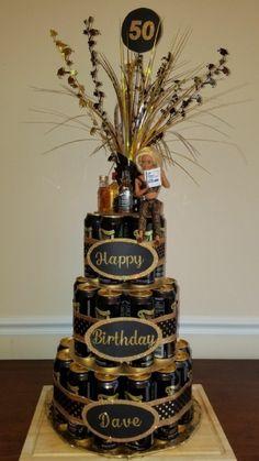 Birthday Gifts For Boyfriend Diy, Boyfriend Gifts, Birthday Woman, 21st Birthday, Women Birthday, Beer Birthday Party, Birthday Presents, Birthday Ideas, Birthday Cake