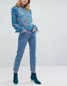 2e0a3c555a0 Discover Fashion Online Printed Skinny Jeans