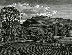 Hambledon Hill by Howard Phipps