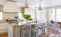 Heiße Möbel für die Küche: 12 wunderbare Barhocker für Küchen aller Art - http://wohnideenn.de/kuche/12/barhocker-fur-kuchen.html #Küche, #Küchemöbel, #Küchen