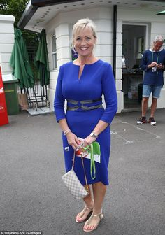 BBC weather presenter Carol Kirkwood, 53, who is something of a pin-up to male viewers, is looking for love, appealing for men to date her