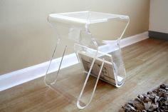Table basse acrylique: 20 propositions fascinantes pour vous!