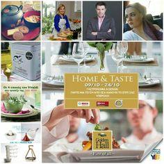 Την Τετάρτη 14 Οκτ. Anassa Organics ήταν  στο  #Tea_day στο #HomeandTaste.