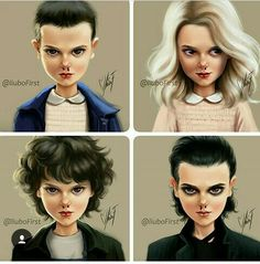 Stranger Things Eleven