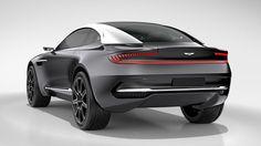 Aston Martin DBX Concept - The Official Photos
