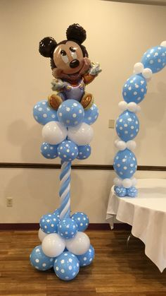 Balloons on columns  Special Order