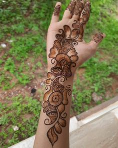 Round Mehndi Design, Mehandhi Designs, Full Hand Mehndi Designs, Stylish Mehndi Designs, Henna Art Designs, Mehndi Designs 2018, Mehndi Designs For Beginners, Mehndi Design Pictures, Mehndi Designs For Girls