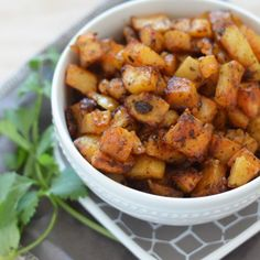 My Favorite Roasted Potatoes | Amy Kay's Kitchen