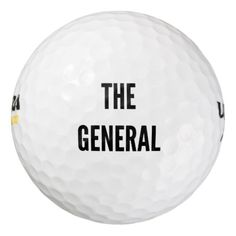Bachelor party groomsmen golf the general golf balls