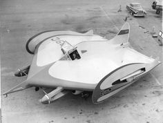 The Horton HW-X-26-52 Experimental 1953
