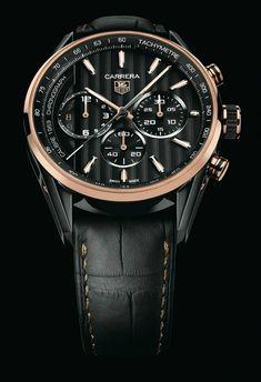 TAG Heuer Debuts Carrera Calibre 1969 Watch