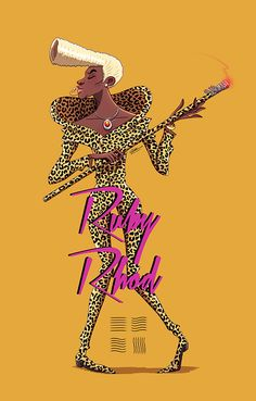 The Fifth Elemnt: Ruby Rhod by Olivier Silven /... | XombieDIRGE