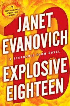 Janet Evanovich, Stephanie Plum Series, Book 18, I still need this one