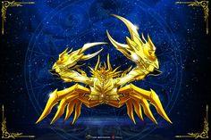 Image Cameleon Art, Knights Of The Zodiac, Golden Warriors, Sailor Pluto, Art Anime, Zodiac Art, Animation, Aphrodite, Saints