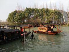 Water Town - Wuzhen,China Guangzhou, Shenzhen, Chengdu, Beijing, Wander, Hong Kong, Asia, Adventure, Landscape
