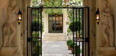 Relais Christine — a 16th-century abbey converted into one Paris's most romantic boutique hotels.