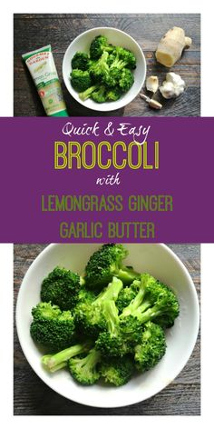 broccoli lemongrass