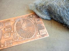 A little citric acid (from the grocery store) accelerates the etching action, but is not required.