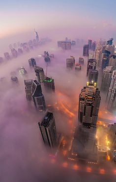 Fog..kh Fogging All Over Dubai by Karim Nafatni.