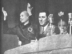 Peron y Eva - Acto en Plaza de Mayo -17OCT1951 - Eva Perón - Wikipedia, the free encyclopedia