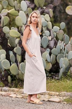 30 Everyday Dresses to Wear at Home This Summer Simple Dresses, Pretty Dresses, Mandarin Dress, Style Wish, Everyday Dresses, Tiered Dress, Boho Outfits, Free People Dress, Get Dressed