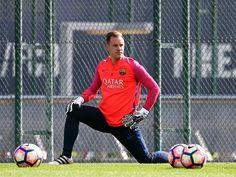 Marc-Andre ter Stegen: 'Claudio Bravo will bounce back' #Champions_League #Barcelona #Football