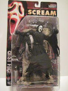 Movie Maniacs 2 Ghostface From Scream McFarlane - 1