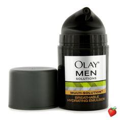 Olay Multi-Solution Breathable Hydrating Emulsion 50g/1.7oz #Olay #MensSkincare #FREEShipping #StrawberryNET #HotPick