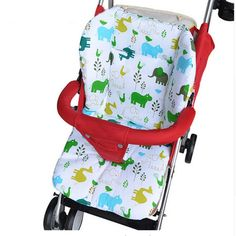 Pink Angel Double Sided Cartoon Animal Soft Seatbelt Strap Cover for Kids Infant Seat Belt Pad for Baby Carriage Car