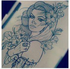 Done by drew shallis