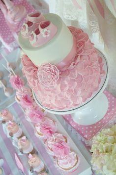 <3 Pretty In Pink Baby Shower