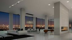 Nutso W Hollywood Penthouse With Beauty Parlor and Ballroom Asking $45 Million - Blockbusters - Curbed LA