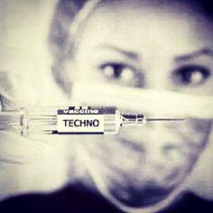Techno is my drug! #techno #rave #technomusic