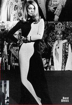 Ив Сен-Лоран: 80-90-ее » BestDress - cайт о платьях!