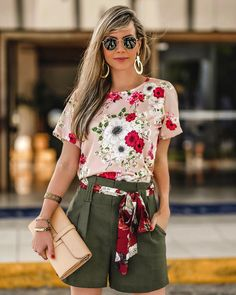Trendy ideas on casual fashion women style 892 Casual Dresses, Casual Outfits, Fashion Outfits, Womens Fashion, Fashion Tips, Fashion Design, Fashion Trends, Casual Chic, Look Con Short