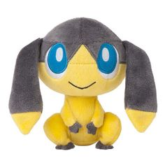 Pokemon Center Original Plush Doll : Erikiteru Doll [Helioptile]