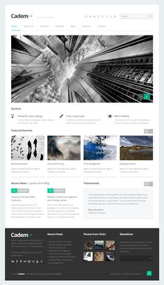 Cadem ~ responsive Bootstrap template -   https://wrapbootstrap.com/theme/cadem-responsive-html5-template-WB0F9N0HT