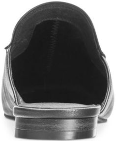 Kenneth Cole New York Women's Wallice 2 Mules - Black 9.5M