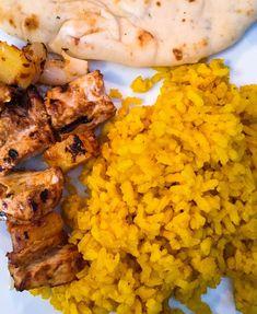 Savoury Yellow Rice