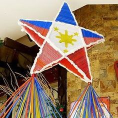 There is nothing more popular as a Christmas decoration in the Philippines than the Star Lantern locally known as Parol (Pah-rroll). Christmas Lanterns Diy, Traditional Christmas Ornaments, Star Lanterns, Christmas Star, Christmas Centerpieces, Diy Christmas Ornaments, All Things Christmas, Christmas Decorations, Christmas Ideas