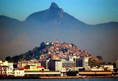 Morro da Providencia - pico da Tijuca, RJ