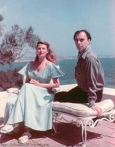 In 1948 she left her film career to marry Prince Aly Khan, a son of Sultan Mahommed Shah, Aga Khan III, the leader of the Ismaili sect of Shia Islam. They were married on May 27, 1949.   The couple have a daughter, Princess Yasmin Aga Khan.