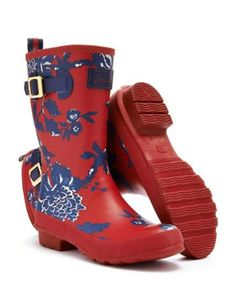 Select Wellies now on sale over at Joules!