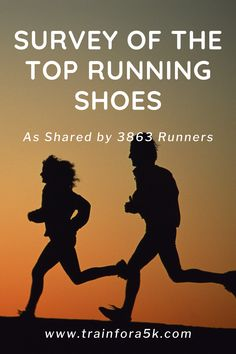 If you were curious what real runners think is the best running shoe I have the answer for you. 3863 runners surveyed and decided that this shoe is the top overall running shoe. Jogging For Beginners, Running For Beginners, Running Tips, Top Running Shoes, Running Apparel, Running Injuries, Long Distance Running, Workout Videos, Me Too Shoes