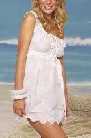 EL BAÚL DE LAS COSTURERAS: Patrón de vestido y top Easyfashion - Burda Style