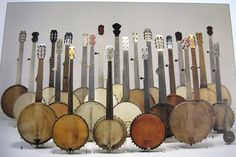 One Thousand and One Banjos